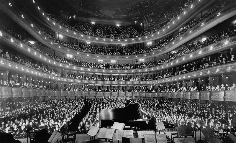 metropolitan opera house concert by pianist josef hofmann The Top 100 Pictures of the Day for 2012