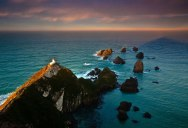 Picture of the Day: Nugget Point Lighthouse, New Zealand