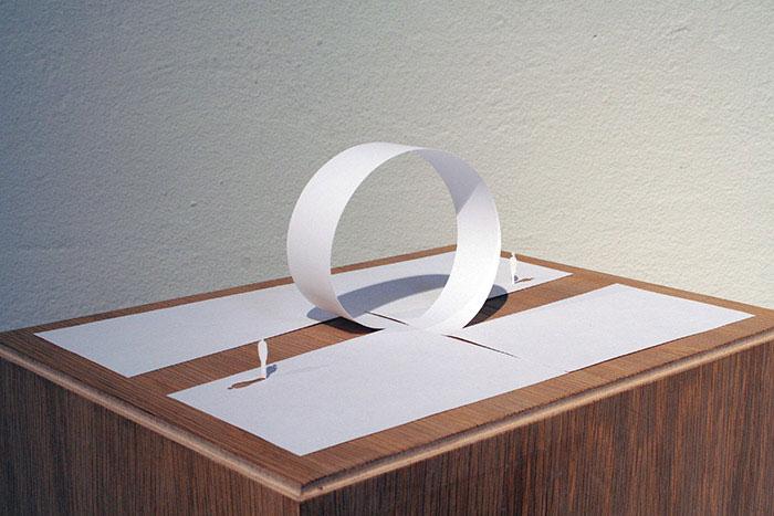 papercraft art from one sheet of paper peter callesen 14 20 Sculptures Cut from a Single Piece of Paper