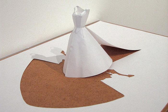 papercraft art from one sheet of paper peter callesen 17 20 Sculptures Cut from a Single Piece of Paper