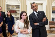 Picture of the Day: The POTUS is not Impressed