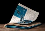 Brilliant Book Art by Thomas Allen