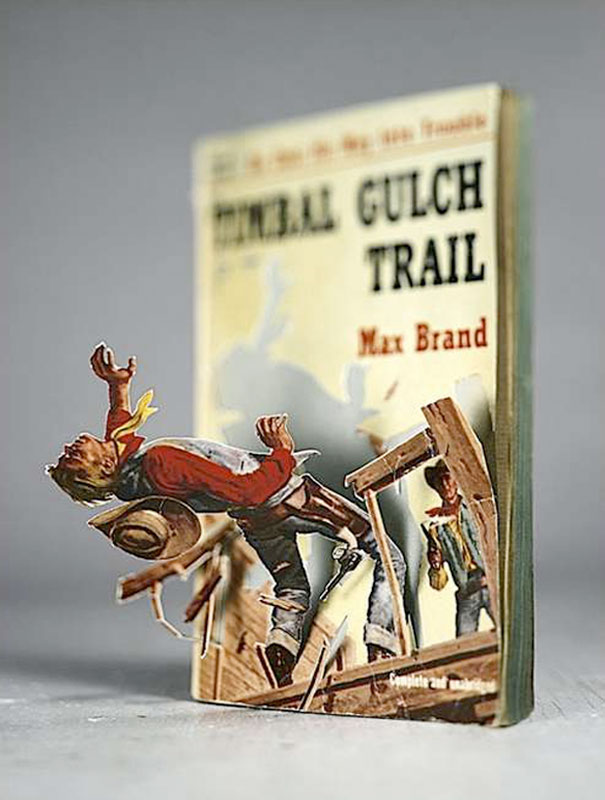 thomas allen book art 9 Brilliant Book Art by Thomas Allen