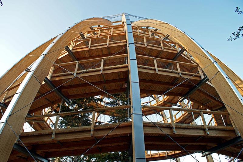 worlds longest tree top walk bavarian forest national park baumwipfelpfad 1 The Longest Tree Top Walk in the World