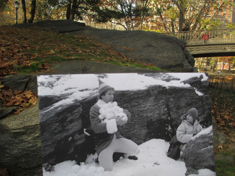 finding real location from movie scene elf 50 Side by Side Comparisons of Actors and the People They Portrayed