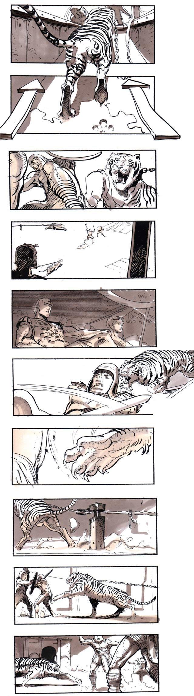 gladiator-storyboard-by-Sylvain-Despretz