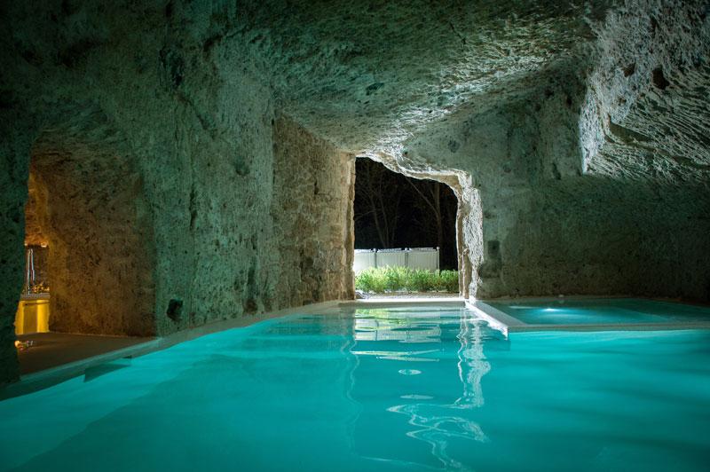 house with underground caverns domus civita studio f fradiani italy (10)