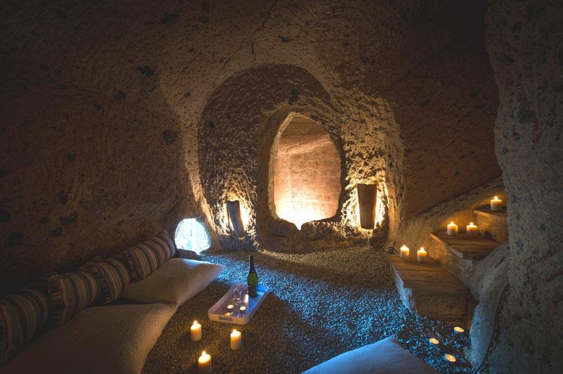 house with underground caverns domus civita studio f fradiani italy (13)