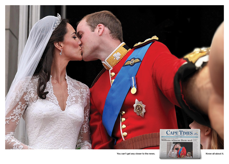iconic famous photos turned into selfies self portraits winston churchill prince william and kate wedding
