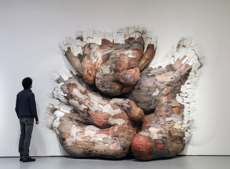 organic wood sculptures henrique oliveira (1)
