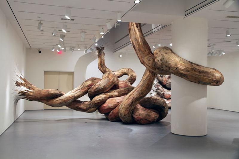 organic wood sculptures henrique oliveira (12)