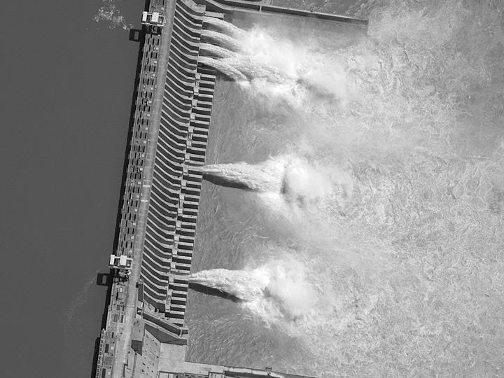 Sandouping-China-8-01-12-Three-Gorges-Dam digitalglobe satellite image