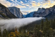 Picture of the Day: Valley Fog in Yosemite