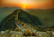 Picture of the Day: Nature Overtakes the Great Wall