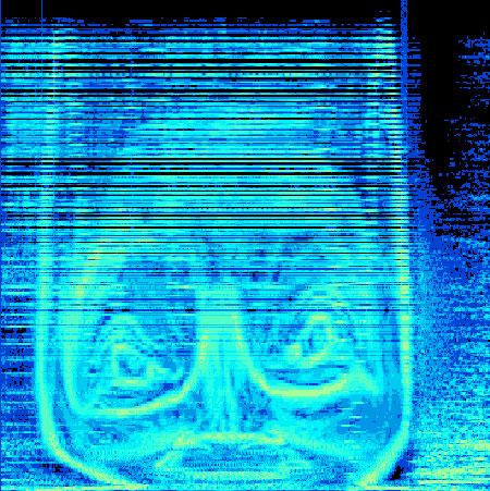aphex demon face equation formula hidden image in music spectrogram 11 Hidden Images Embedded Into Songs