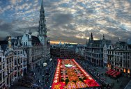 Picture of the Day: Brussels Flower Carpet