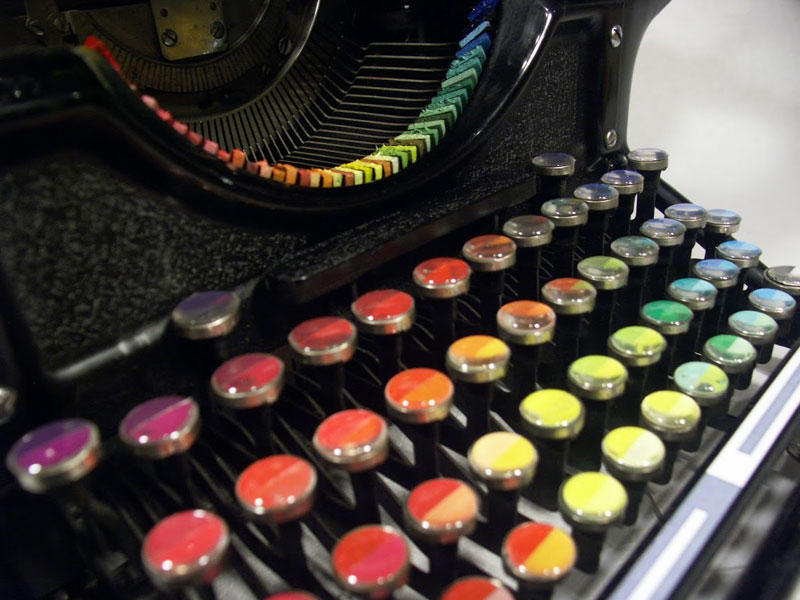 chromatic typewriter by tyree callahan (1)