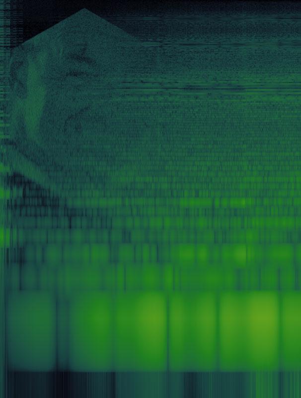 fez-soundtrack-beyond hidden-secret-image-embedded in music spectrograpm