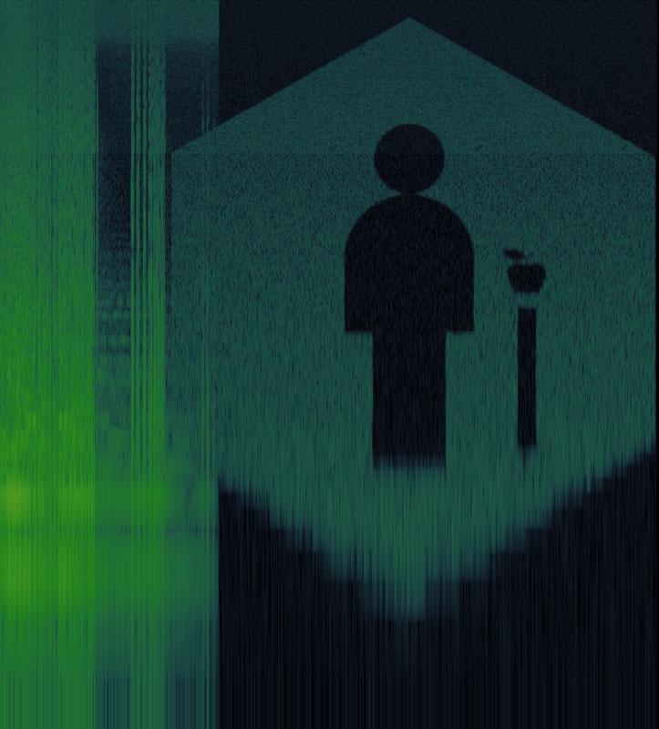 fez-soundtrack-compass-hidden-secret-image-embedded in music spectrograpm