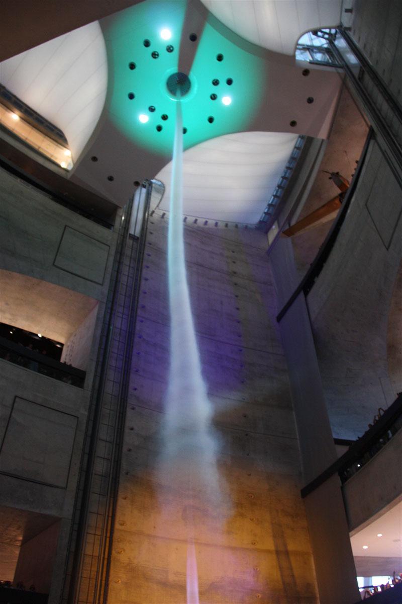 mercedes-benz museum stuttgart worlds largest strongest artificial tornado (4)