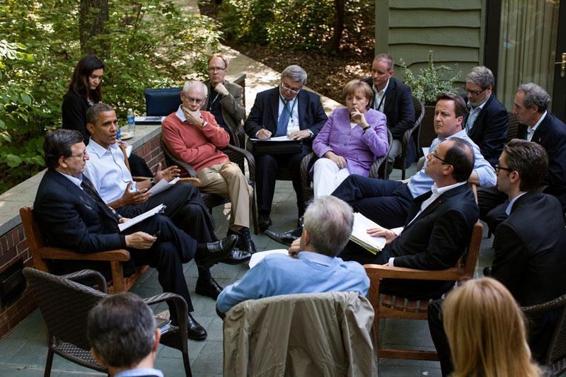 obama g8 summit