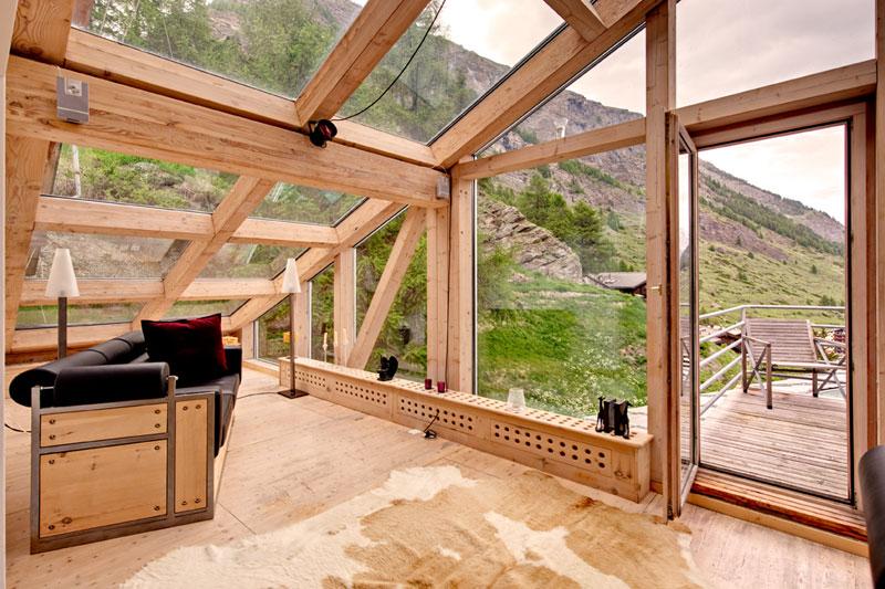 penthouse chalet in zermatt switzerland by heinz julen (12)