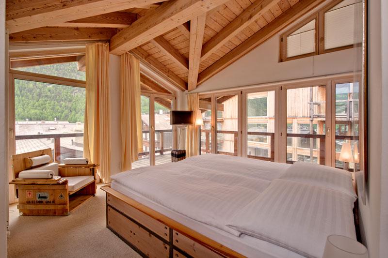 penthouse chalet in zermatt switzerland by heinz julen (5)
