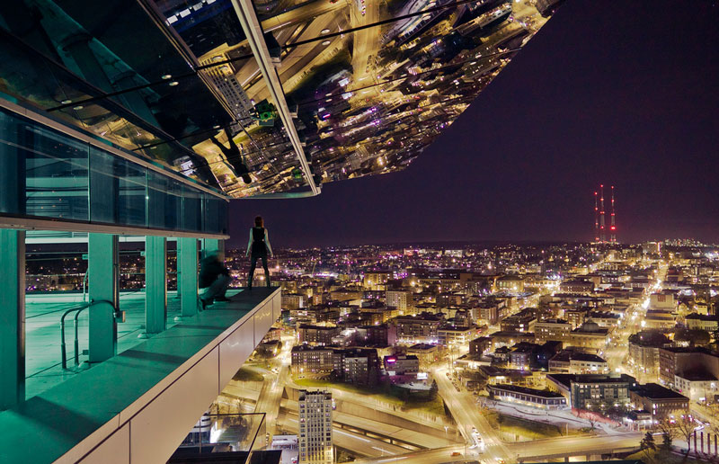 Dramatic Rooftopping Captures by Aurelie Curie
