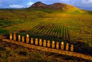 Picture of the Day: Sunrise at Easter Island