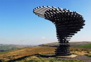 Picture of the Day: The Singing Ringing Tree
