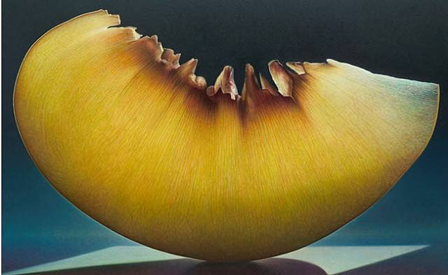 translucent oil paintings of fruit by Dennis Wojtkiewicz (3)