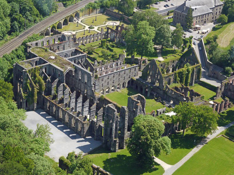 Picture of the Day: Villers Abbey, Belgium