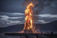 The Biggest Bonfire in the World