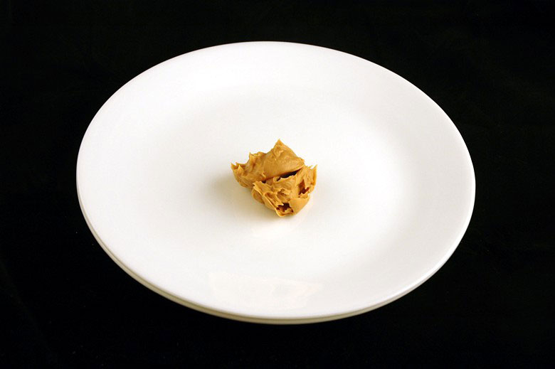 200 calories of peanut butter 34 grams 1 What 200 Calories of Various Foods Looks Like