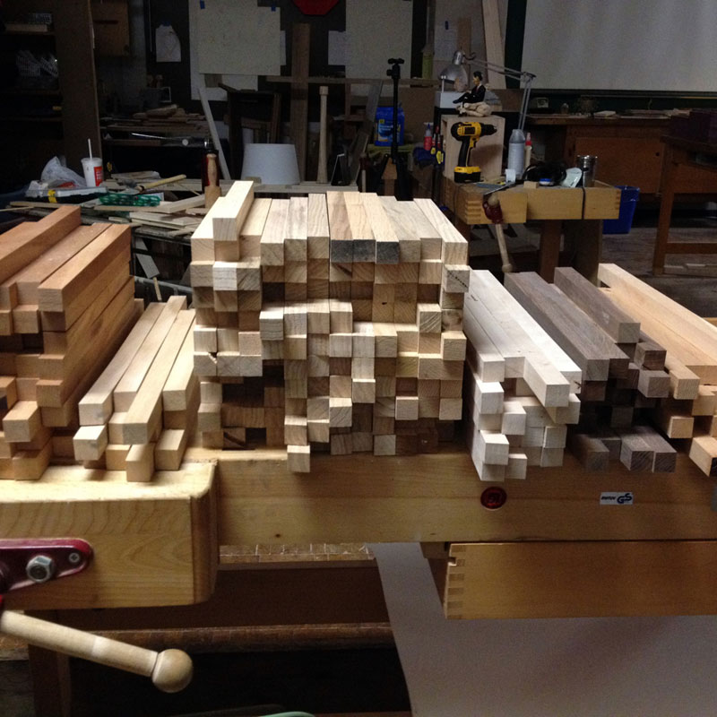 cityscape sculpture carved from wood james mcnabb (2)