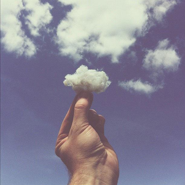 cotton ball cloud brock davis instagram The iPhone Photography of Brock Davis