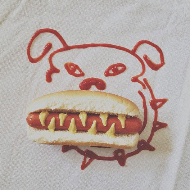 hot dog brock davis instagram The iPhone Photography of Brock Davis
