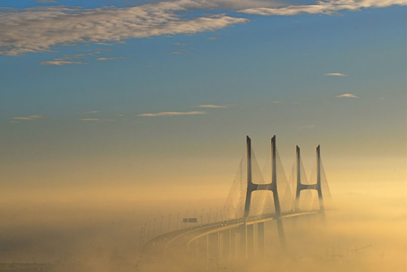 Picture of the Day: The Longest Bridge in Europe