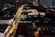Picture of the Day: Singapore Snake Lantern