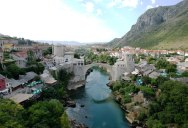 Picture of the Day: Stari Most and the City of Mostar