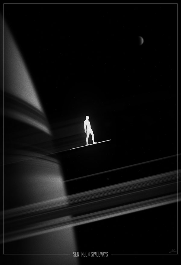 Superhero Noir Posters by Marko Manev (1)