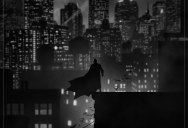 Superhero Noir Posters by Marko Manev