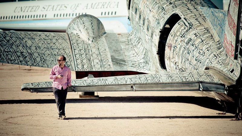 the boneyard project art on old planes (18)