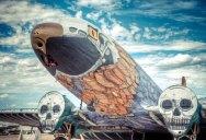 The Boneyard Project: Resurrecting Planes Through Art