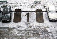 Subtle Street Art by Alexey Menschikov