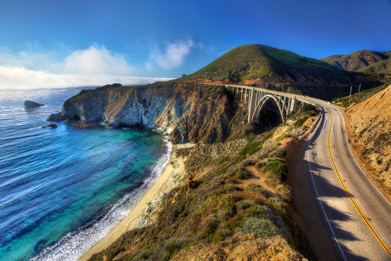 bixby bridge highway 1 big sur california 40 Gargoyles and Grotesques Around the World