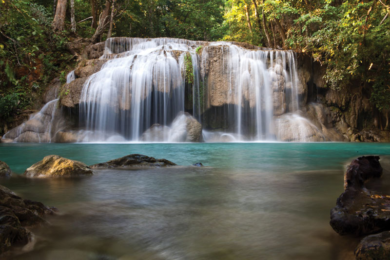 Picture of the Day: Erawan Falls, Thailand