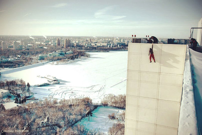 extreme rooftopping skywalking photos mustang-wanted russia (15)