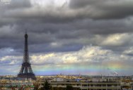 Picture of the Day: A Horizon Rainbow in Paris