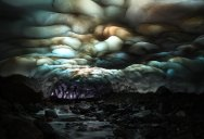 Picture of the Day: Kamchatka Ice Cave, Russia
